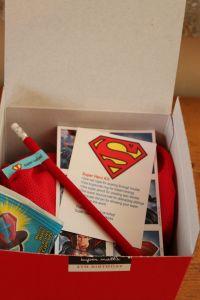 superhero in a box goody bags