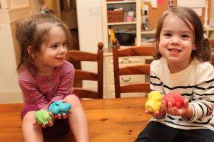adventures in play dough