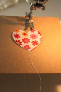 sewing the heart