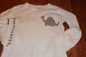dino shirt