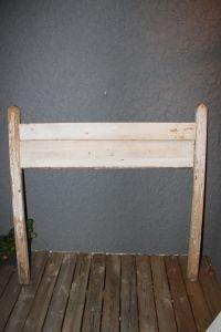 vintage bed posts