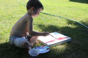 painting matt