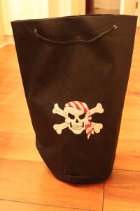 pirate hunt bag