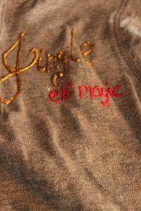 matt's shirt