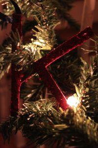 ornament K