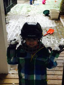 matty hockey helmut